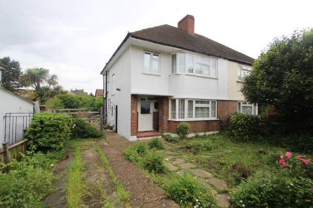 Thumbnail Semi-detached house for sale in Cressingham Grove, Sutton