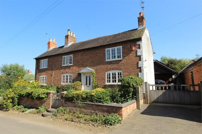 4 bed detached house for sale in Manor Road, Ullesthorpe, Lutterworth LE17