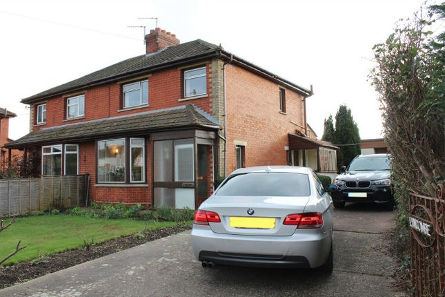 Thumbnail Semi-detached house for sale in Yallands Hill, Monkton Heathfield, Taunton, Somerset