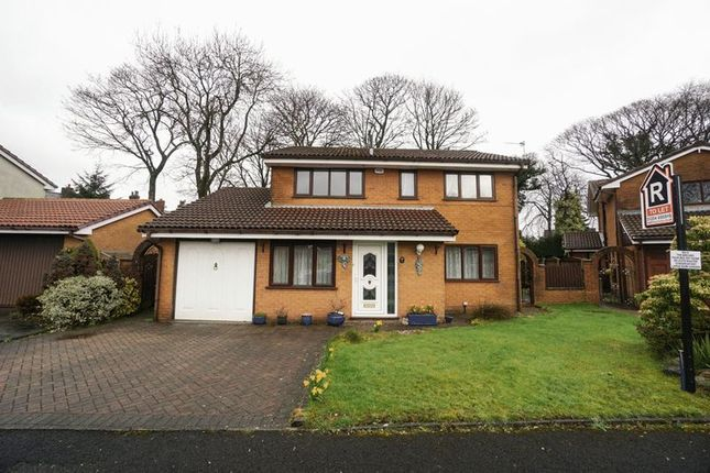 Thumbnail Detached house to rent in The Beeches, Belmont Road, Bolton