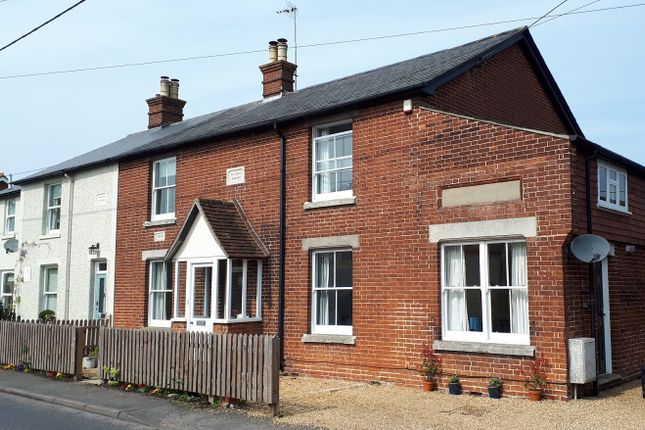 Thumbnail Semi-detached house for sale in Heath Road, East Bergholt, Colchester