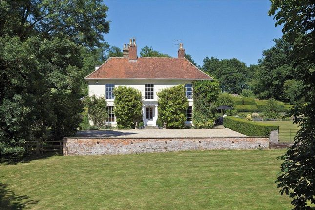 Thumbnail Detached house for sale in Woodbridge Road, Framlingham, Woodbridge, Suffolk