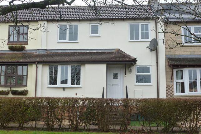 Thumbnail Terraced house to rent in Fairfield Green, Churchinford, Taunton