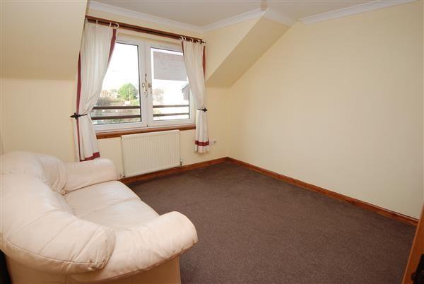 Lounge: of Springvale Court, Saltcoats KA21