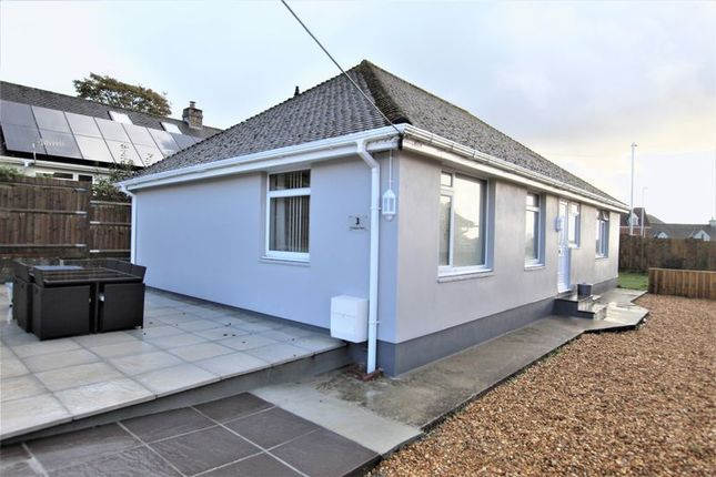 Thumbnail 3 bed detached bungalow for sale in Franklyns Close, Derriford, Plymouth, Devon