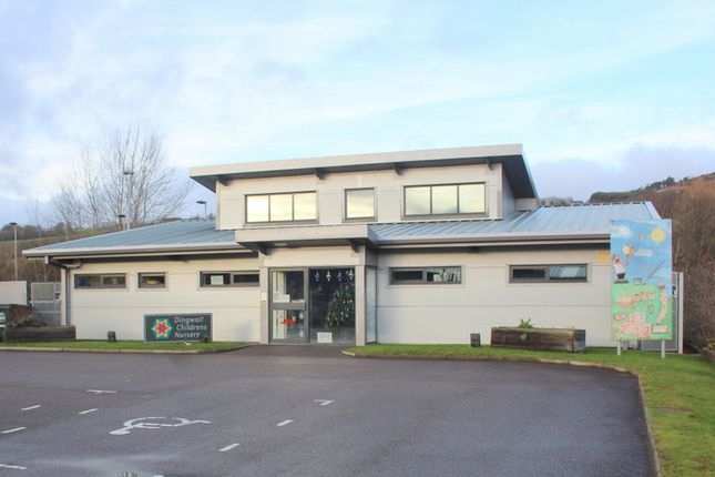 Thumbnail Leisure/hospitality to let in Dingwall Childrens Nursery, 10 Fodderty Way, Dingwall