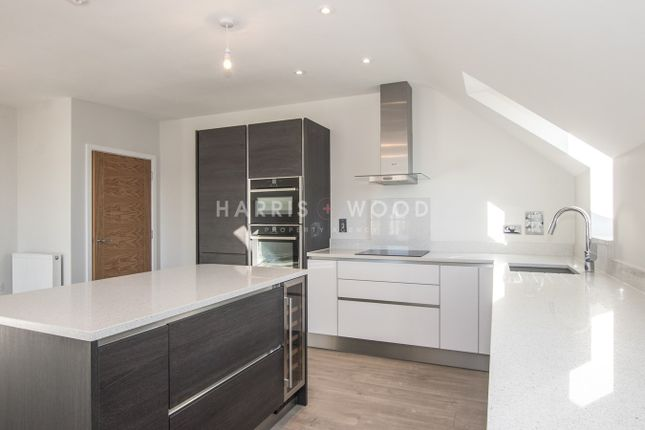 Thumbnail Flat to rent in Hamilton Place, Colchester