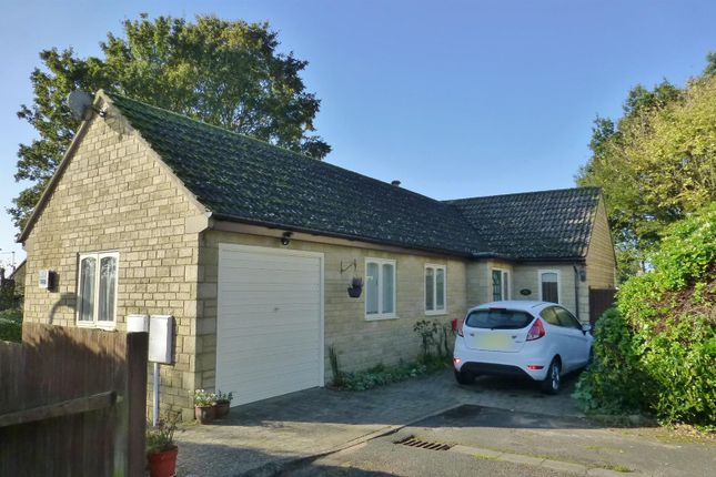 Detached bungalow for sale in Dovecote Close, Barrowden, Oakham