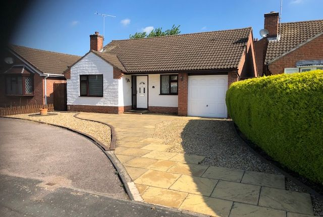 3 bed detached bungalow to rent in Bramber Close, Thurmaston, Leicester LE4