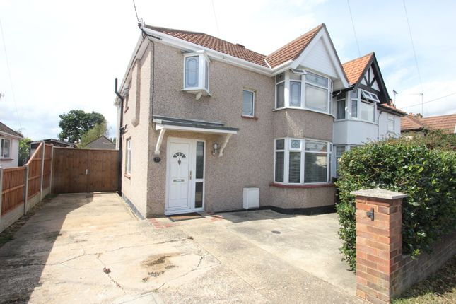 Thumbnail Semi-detached house for sale in Great Eastern Road, Hockley