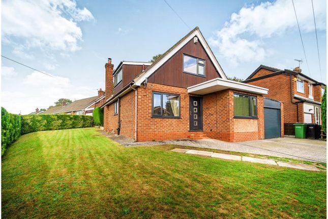 Thumbnail Detached house for sale in Woodville Drive, Marple
