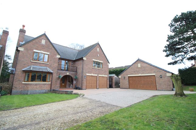 Thumbnail Detached house for sale in Welbeck Road, Bolsover, Chesterfield