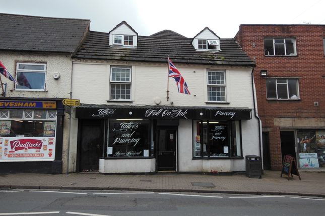 Thumbnail Retail premises for sale in 34 Port Street, Evesham, Worcestershire