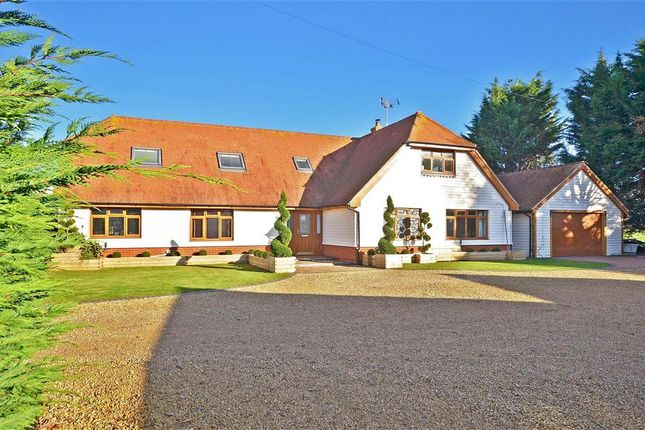 Thumbnail Detached House For Sale In Church Lane Yapton Arundel West Sussex