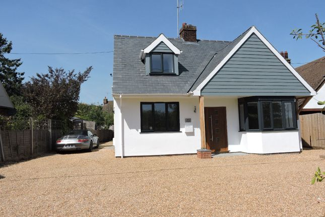 Thumbnail Detached house for sale in Braintree Road, Felsted