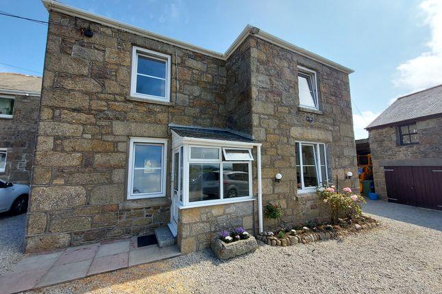 Thumbnail Semi-detached house to rent in Rosemorran, Gulval, Cornwall
