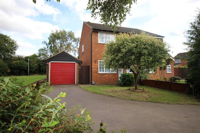 Thumbnail Semi-detached house for sale in Mortimer Road, Kempston, Bedford