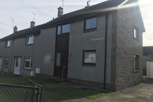 Thumbnail 4 bed end terrace house to rent in Edmonstone Avenue, Danderhall, Dalkeith