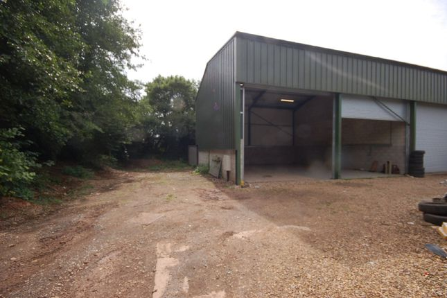 Thumbnail Light industrial to let in Whitford, Axminster