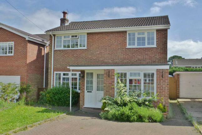 Thumbnail Detached house to rent in Finch Close, Uppingham, Oakham