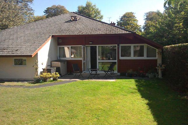 Thumbnail Detached bungalow for sale in Orchard Lodge, Llanteglos, Llanteg, Narberth