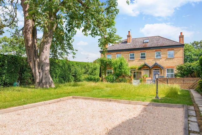 Thumbnail Terraced house for sale in Old Station Gardens, Teddington