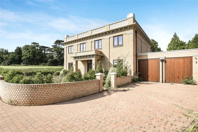 Thumbnail Detached house for sale in Duchess Crescent, Stanmore, Middlesex