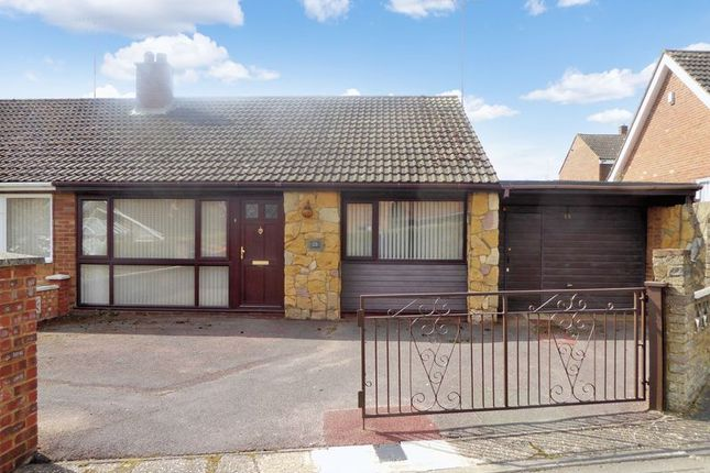 Thumbnail Semi-detached bungalow for sale in Seamons Close, Dunstable