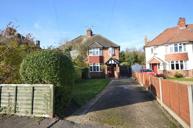 Thumbnail Semi-detached house for sale in Rainsborowe Road, Colchester