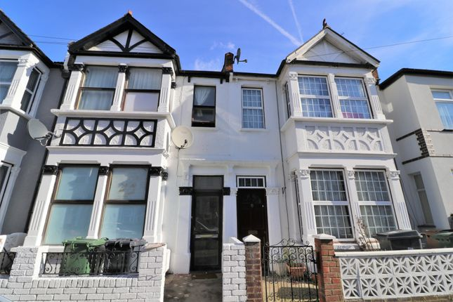 Thumbnail Terraced house for sale in Westend Road, Leyton
