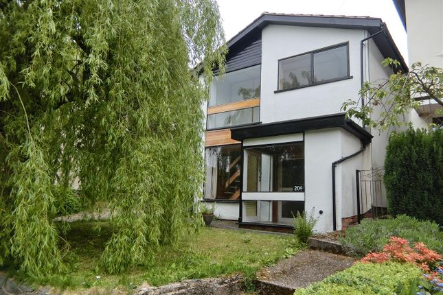 Thumbnail Detached house for sale in Cademan Street, Whitwick, Leicestershire