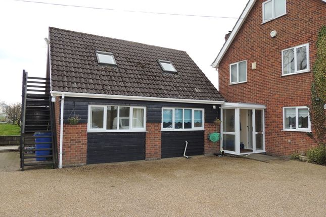 Thumbnail Semi-detached bungalow to rent in Kings Lane, Weston, Beccles