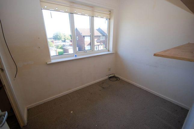 Bedroom of Burlington Close, Sunderland SR2