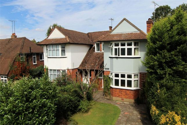 Thumbnail Semi-detached house for sale in Langdale Close, Horsell, Woking