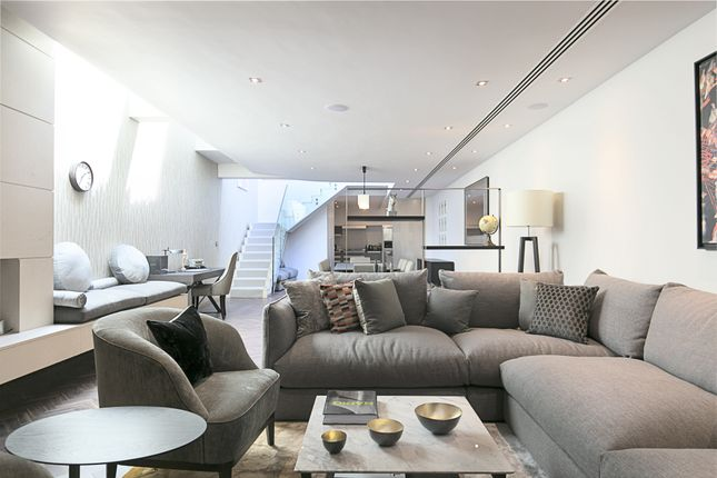 Thumbnail Terraced house to rent in Cheval Place, Knightsbridge