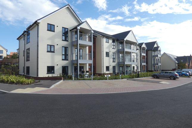 Thumbnail Flat for sale in New Build, 35 Debden House, Fallow Drive, Saffron Walden