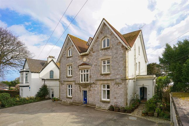 Thumbnail Flat for sale in Woodlane, Falmouth