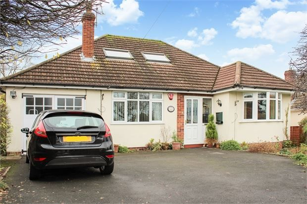 Thumbnail Detached bungalow for sale in Moor Lane, Hutton, Weston-Super-Mare, North Somerset.