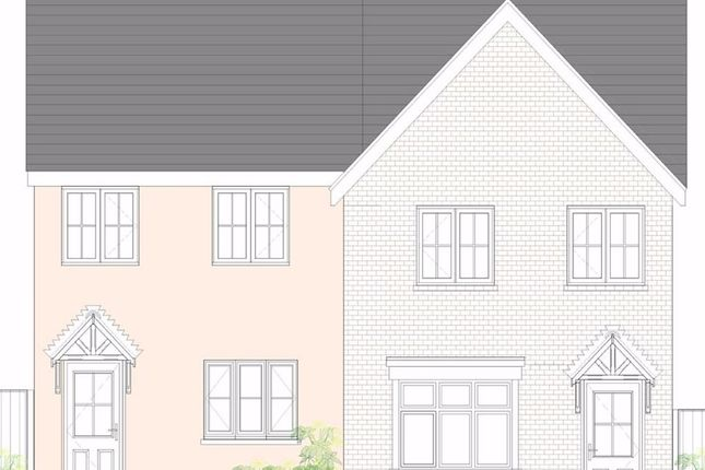 Thumbnail Semi-detached house for sale in Newhaven Close, Coundon, Coventry
