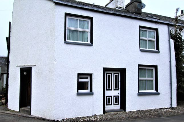 Front Elevation of Hill View Cottage, Bouth, Ulverston LA12