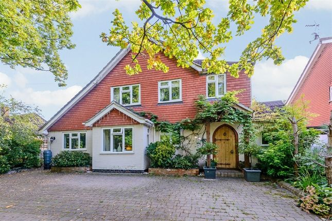 Thumbnail Detached house for sale in Coombelands Lane, Addlestone, Surrey