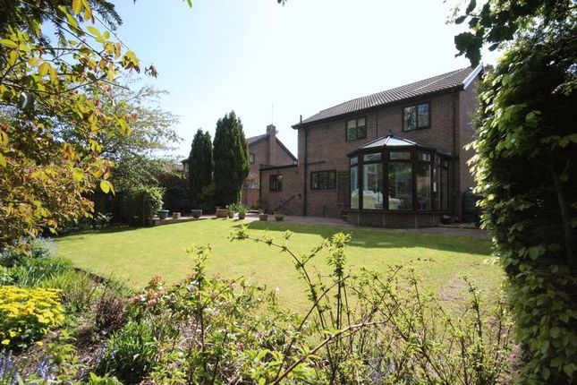 Detached house for sale in Loughbrow Park, Hexham