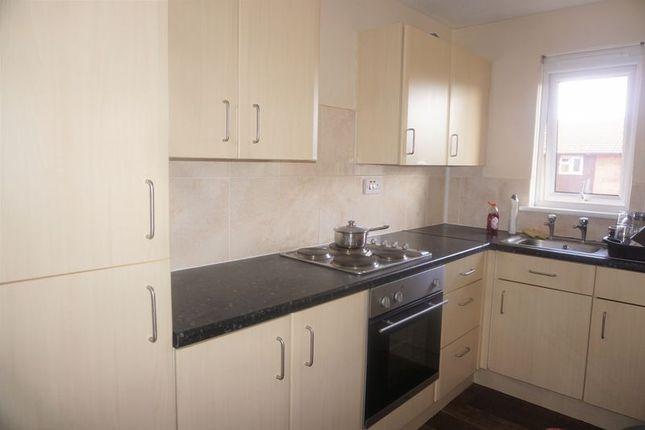 Thumbnail Maisonette to rent in Gatenby, Werrington, Peterborough