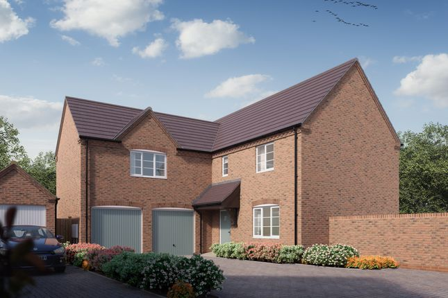 Thumbnail Detached house for sale in The Austrey, Hill Ridware, Rugeley, Cannock, West Midlands