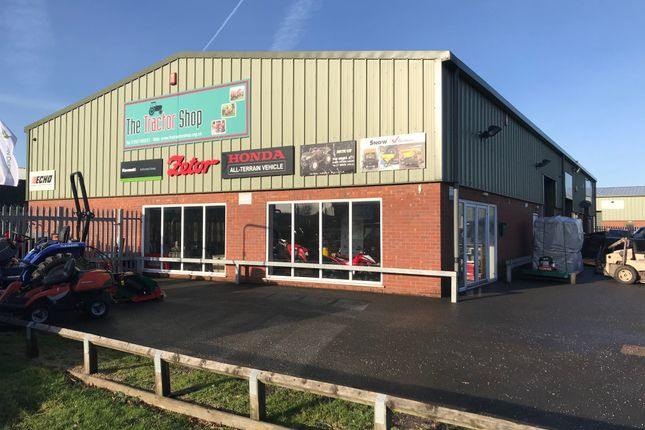 Thumbnail Industrial for sale in Bolingbroke Road, Fairfield Industrial Estate, Louth