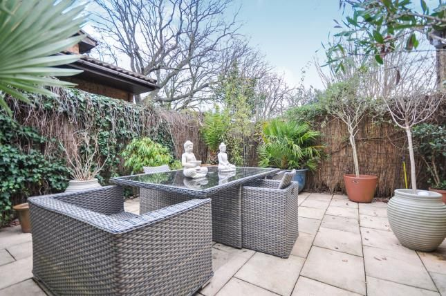 Garden of Westbourne Road, Sydenham, London, . SE26