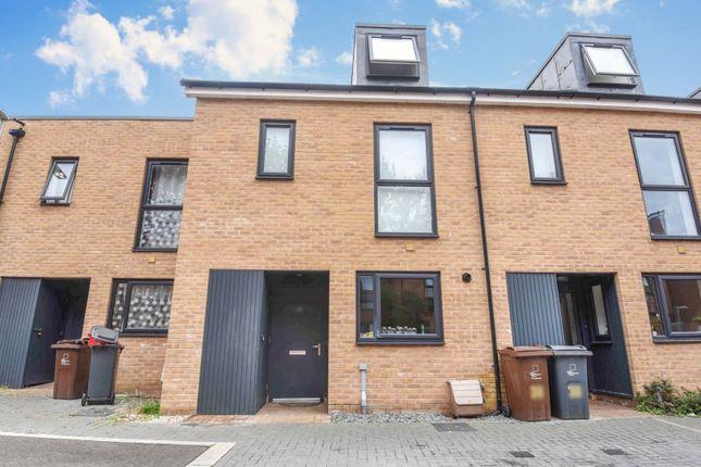 Thumbnail End terrace house for sale in Dowletts Road, Dagenham