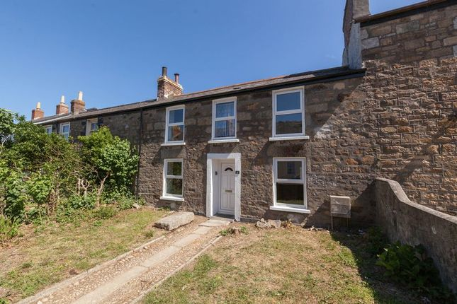 Thumbnail Terraced house for sale in College Street, Camborne