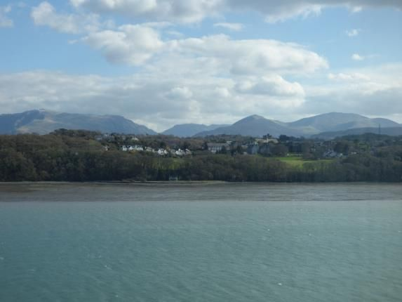 Thumbnail Flat for sale in Glyn Garth Court, Glyn Garth, Anglesey, North Wales