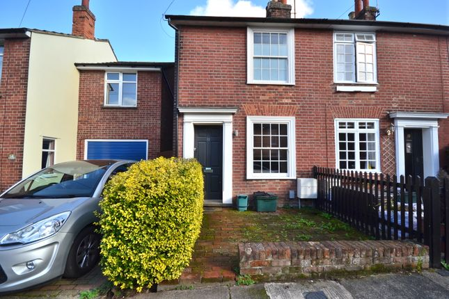 Thumbnail Semi-detached house to rent in Castle Road, Colchester
